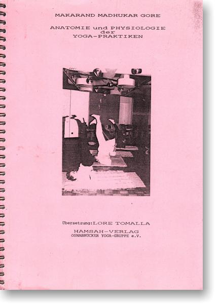Anatomie und Physiologie der Yoga Praktiken | HAMSAH | Bücher für ...